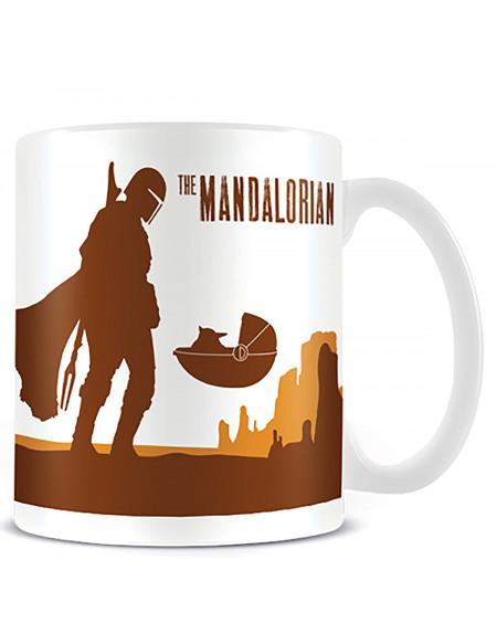 Star Wars The Mandalorian - This Is The Way Mug blanc