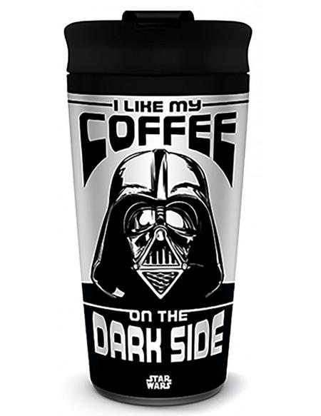 Star Wars I Like My Coffee On The Dark Side Mug isotherme Standard