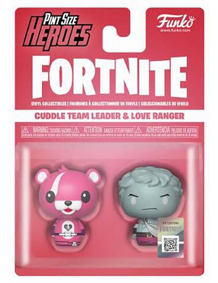 Fortnite Cuddle Team Leader & Love Ranger Figurine de collection Standard