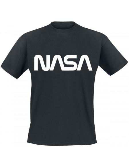 NASA NASA T-shirt noir