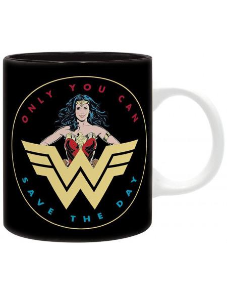 Wonder Woman Retro Wonder Woman Mug multicolore