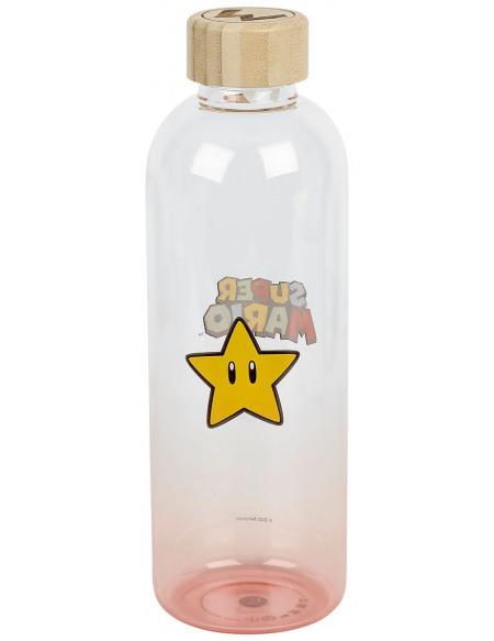 Super Mario Stern Bouteille multicolore