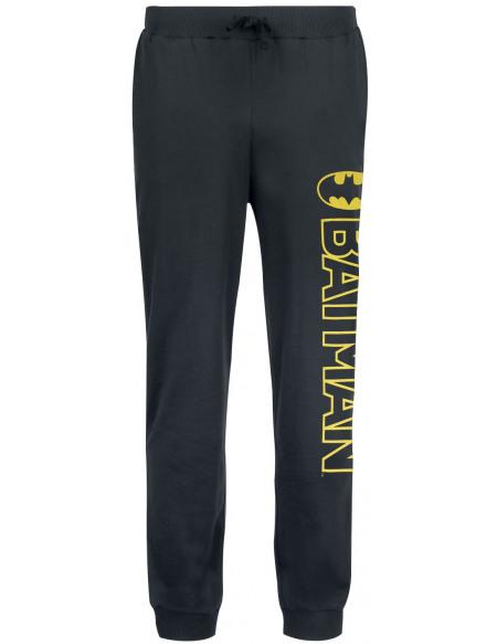 Batman Logo Classique Bas de pyjama noir