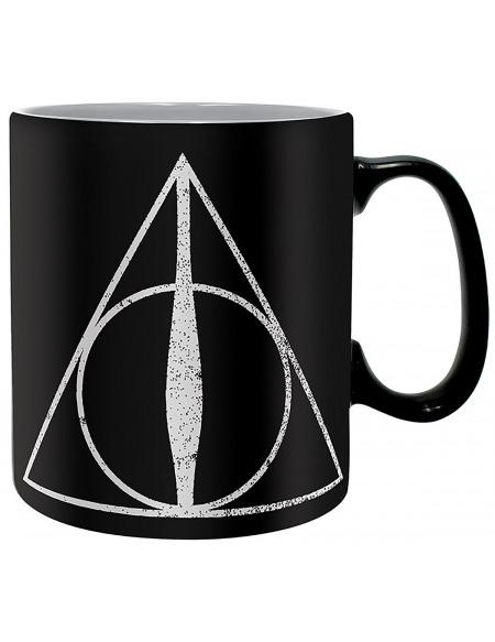 Harry Potter Les Reliques De La Mort Mug multicolore