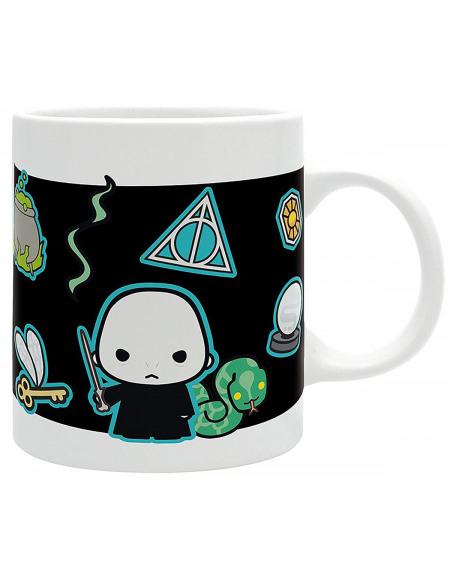 Harry Potter Voldemort Chibi Mug multicolore