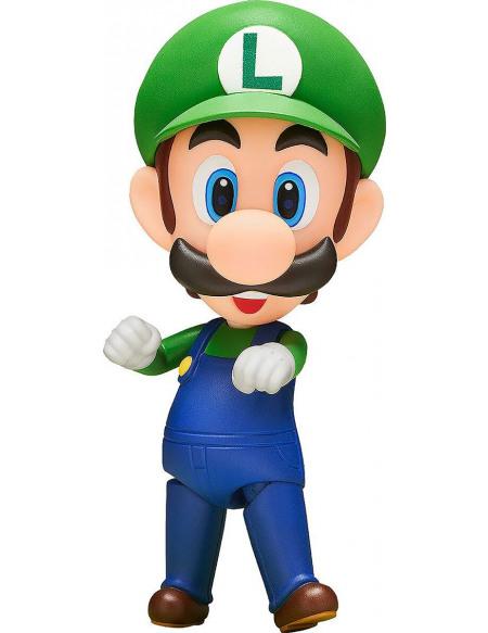 Super Mario Luigi (Nendoroid) Figurine articulée Standard