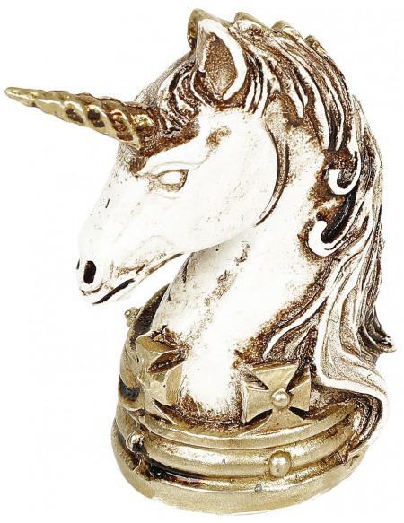 Alchemy England Licorne - Sculpture Miniature Article décoratif Standard
