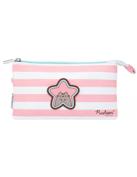 Pusheen Star Trousse multicolore