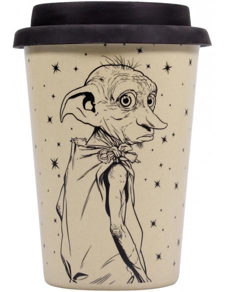 Harry Potter Dobby - Mug De Voyage Mug isotherme beige