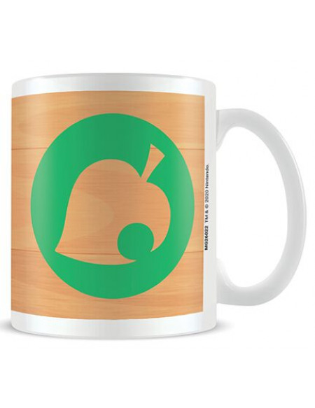 Animal Crossing Nook Inc. Mug blanc