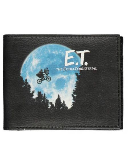E.T. - the Extra-Terrestrial Phone Home Portefeuille noir/bleu