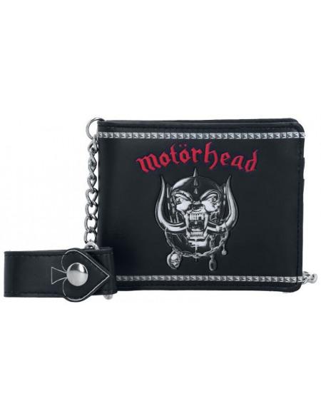 Motörhead Warpig Portefeuille Standard