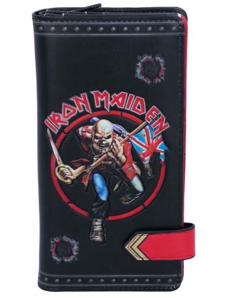 Iron Maiden Eddie Portefeuille Standard
