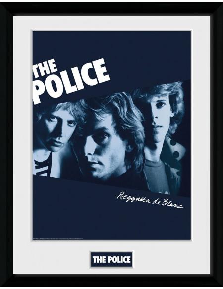 The Police Regatta De Blanc Photo encadrée Standard