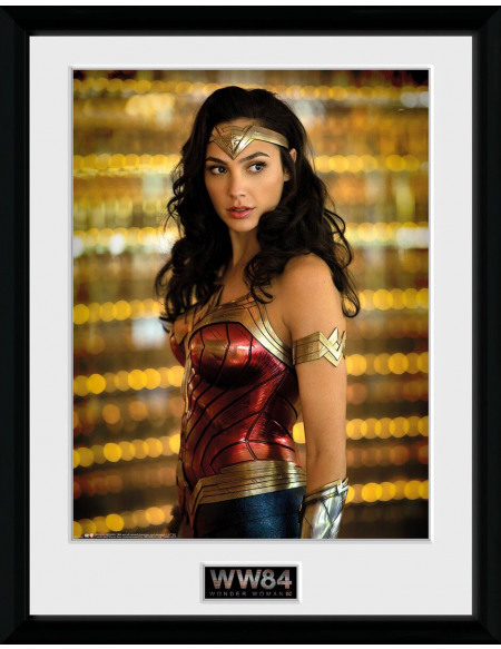 Wonder Woman 1984 - Solo Photo encadrée Standard