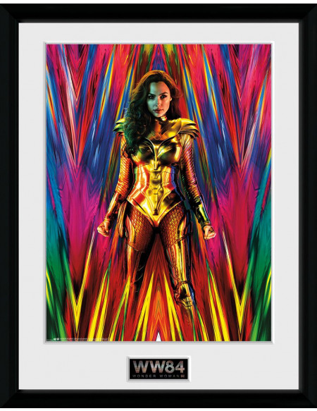 Wonder Woman 1984 - Teaser Photo encadrée Standard