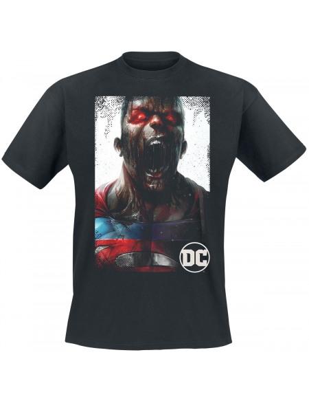 Superman DCeased T-shirt noir