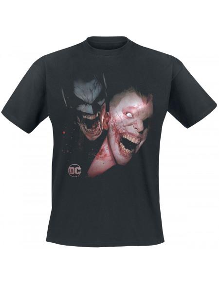 Batman DCeased T-shirt noir