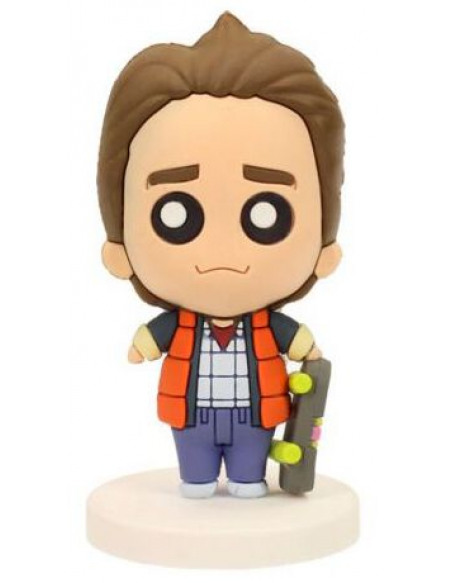 Back To The Future Marty McFly (Figurine Pokis) Figurine de collection Standard