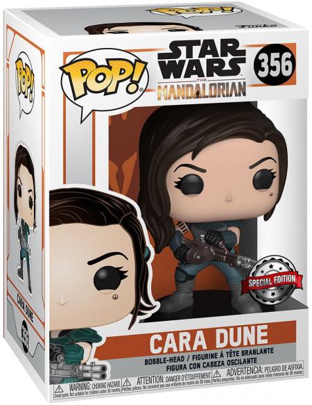 Star Wars The Mandalorian - Cara Dune - Funko Pop! n°356 Figurine de collection Standard