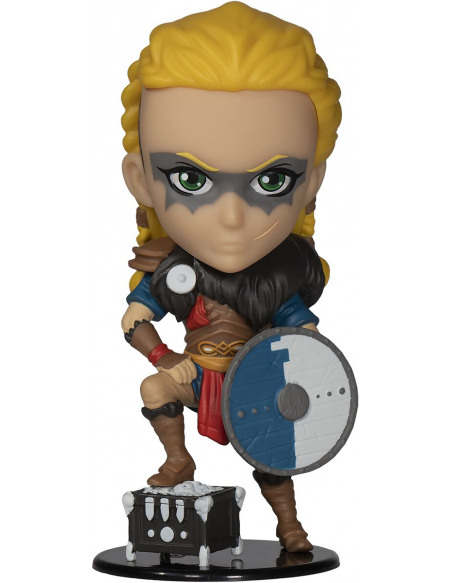 Figurine Ubisoft Heroes - Assassin's Creed - Eivor (femme)