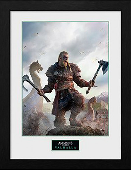 Assassin's Creed Assassin's Creed Valhalla - Gold Edition Photo encadrée Standard