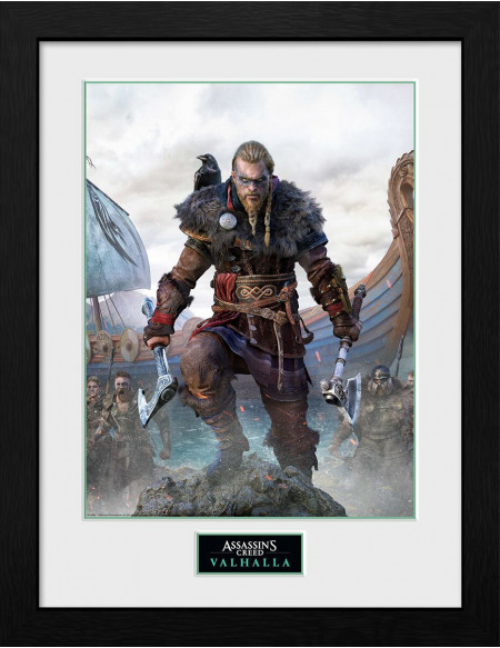 Assassin's Creed Assassin's Creed Valhalla - Édition Standard Photo encadrée Standard