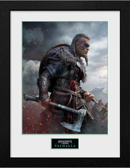Assassin's Creed Assassin's Creed Valhalla - Édition Ultime Photo encadrée Standard