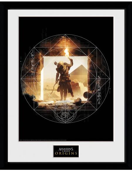 Assassin's Creed Origins- Vagabond Photo encadrée Standard
