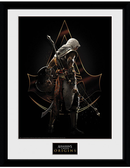 Assassin's Creed Origins - Assassin Photo encadrée Standard