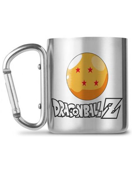 Dragon Ball Mug Avec Mousqueton Mug couleur argent