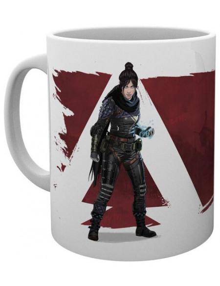 Apex Legends Wraith Mug blanc