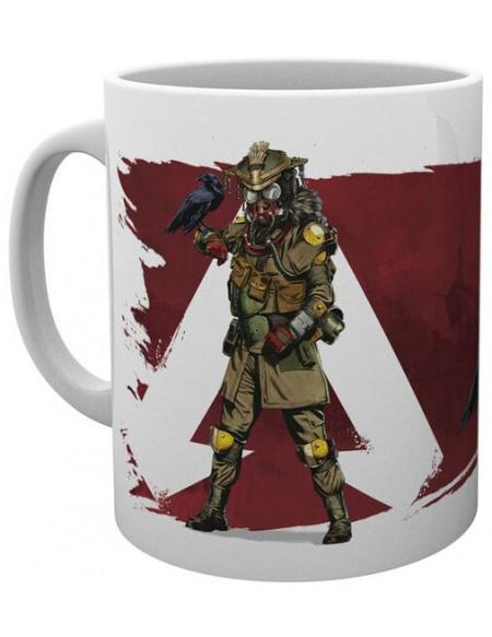 Apex Legends Bloodhound Mug blanc