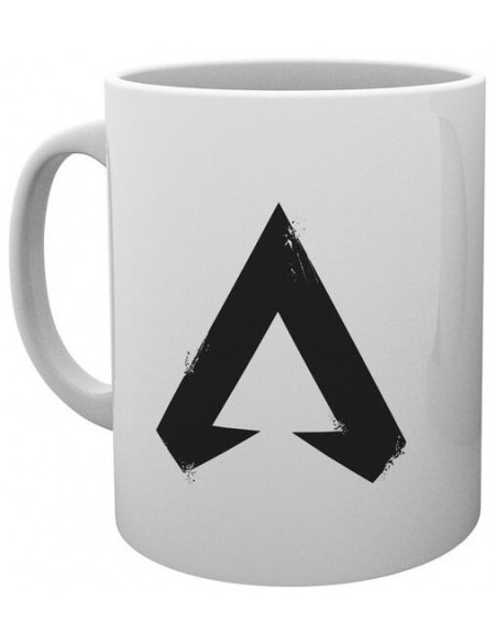 Apex Legends Symbole Mug blanc