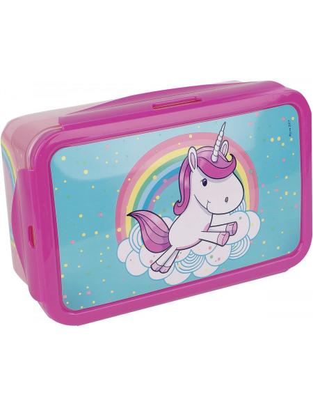 Unicorn Boîte Repas Avec Compartiments Boite repas Standard