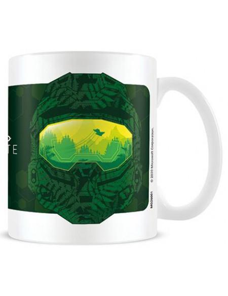 Halo Halo Infinite - Master Chief Mug multicolore