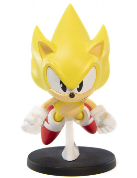 Sonic The Hedgehog Super Sonic (Boom8 Series Vol. 6) Figurine de collection Standard